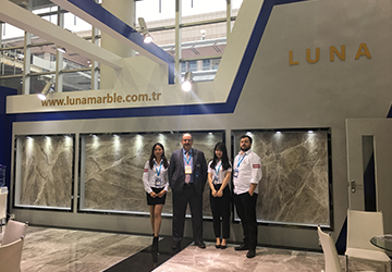 XIAMEN INTERNATIONAL MARBLE AND STONE FAIR 2017
